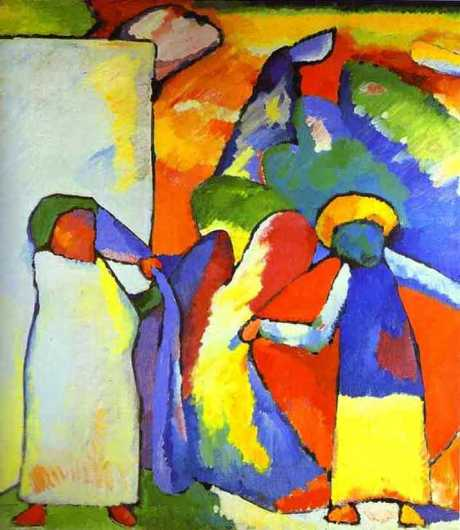 Improvisation IV (Afrique)